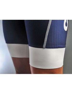 The wide leg bands are a good idea in theory but poorly executed in practice.  They're far too tight, not nearly stretchy enough, and offer hardly any breathability at all