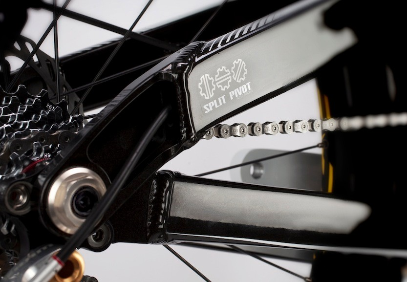 A closer look at Wilson's concentric rear pivot