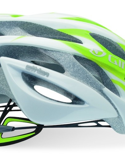 The Athlon is geared toward cross-country and sports a POV visor