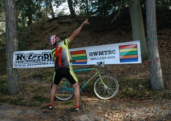 Old World Mountain Bike Challenge 2009