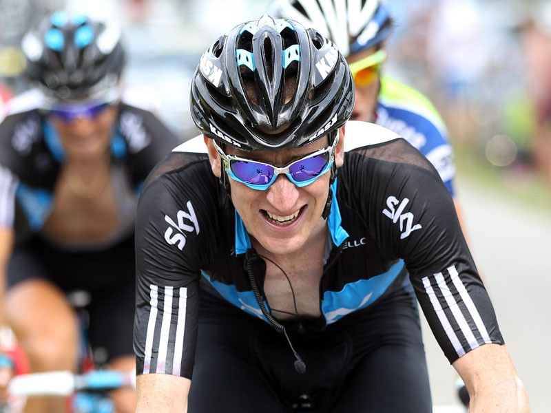 Brad Wiggins will lead Team Sky at the Tour of Britain