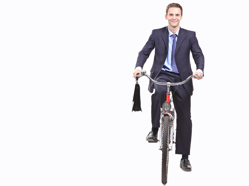 Has growing acceptance of cycling by the affluent - for both commuting and leisure - fuelled a rise in trips by bikes?