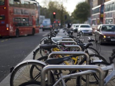 Byke offers an alternative to London's Barclays Cycle Hire scheme