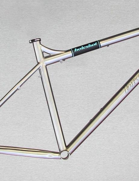 Titanium Holeshot frame