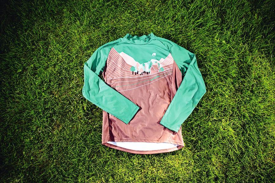 Maloja Delta Freeride jersey