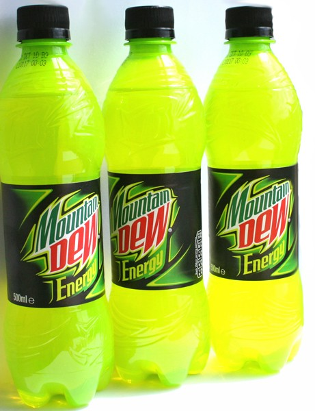 Mountain Dew Energy