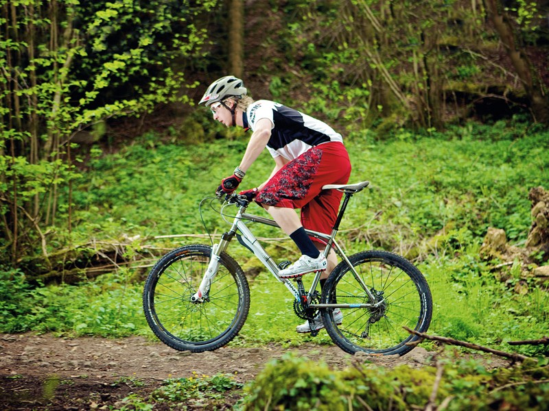 How to Ride Hardtails