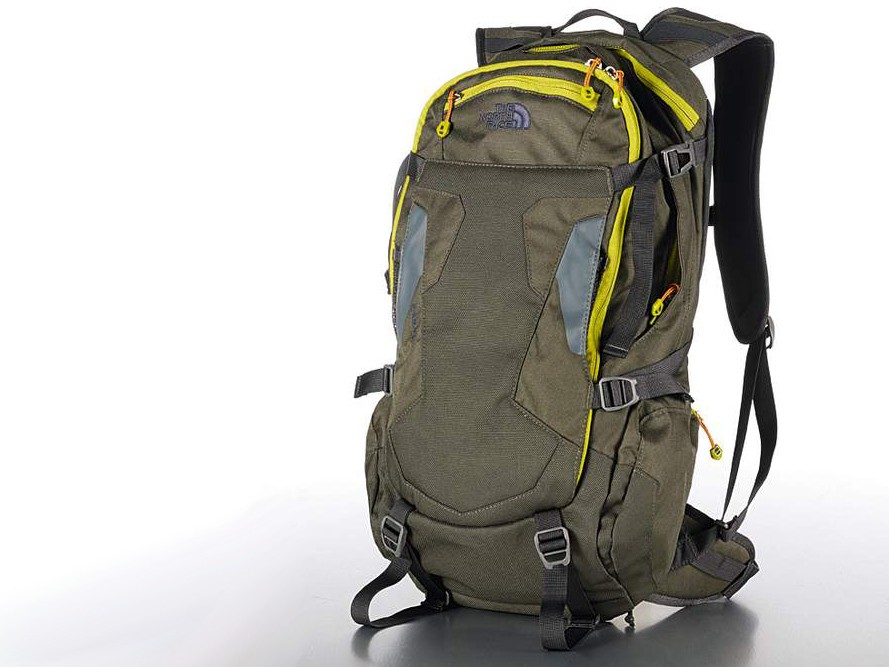 North Face Crank 25 riding pack