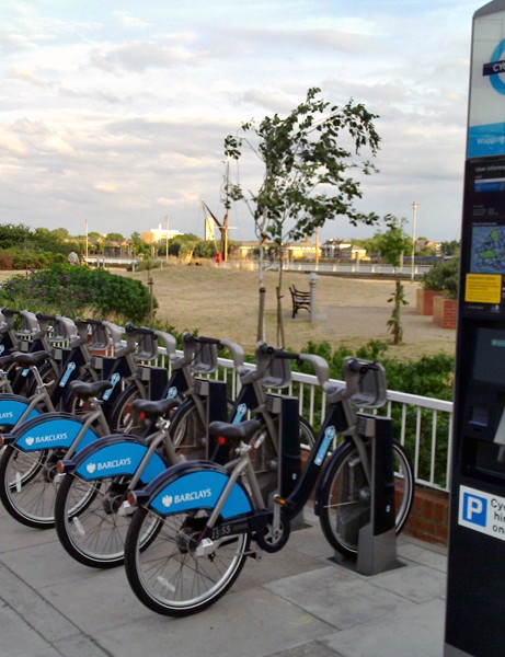 The first week of London's Barclays Cycle Hire scheme has been a huge success