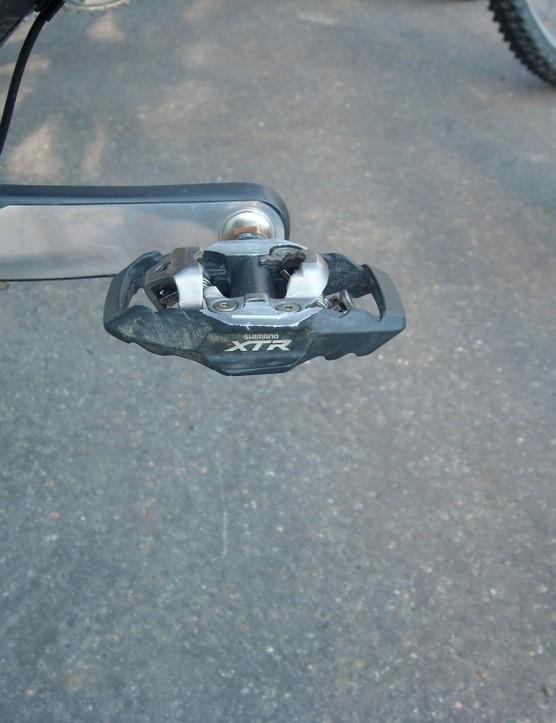 PD M985 pedals