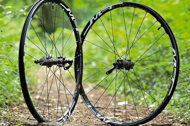 Shimano MT65 wheelset