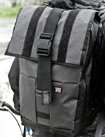 Rambler expandable backpack