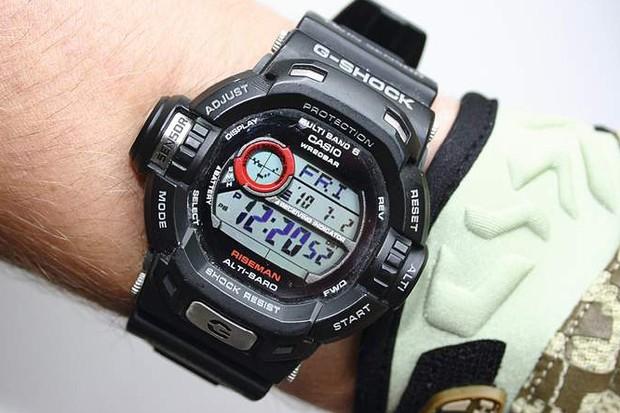 Casio G-Shock GW-9200-1er riseman watch