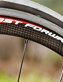 FFWD carbon clinchers