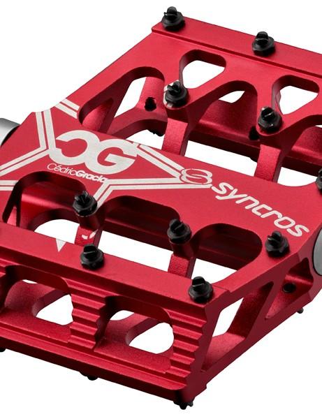 Syncros Cedric Gracia Meathook pedal