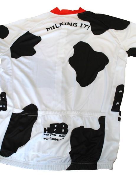 Half Baked Brand Milking It! jersey