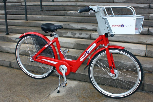 The B-cycle bike sharing scheme is now in Chicago