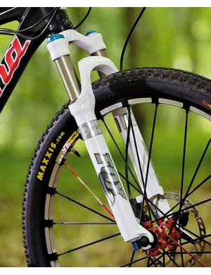 Well controlled suspension forks aren't cheap, but they offer a genuine boost