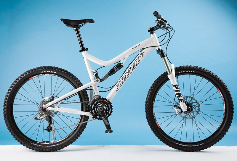A suspension frame needs to be super-stiff, a hardtail frame needs built-in comfort