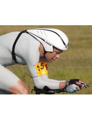 Julian Jenkinson won the national 12hr