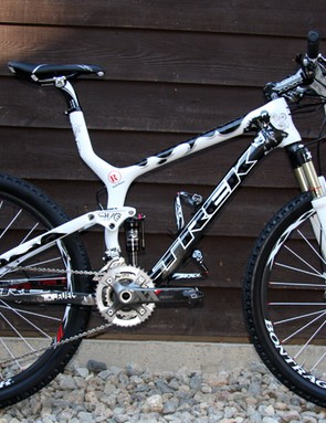 Levi's Leadville 100 bike