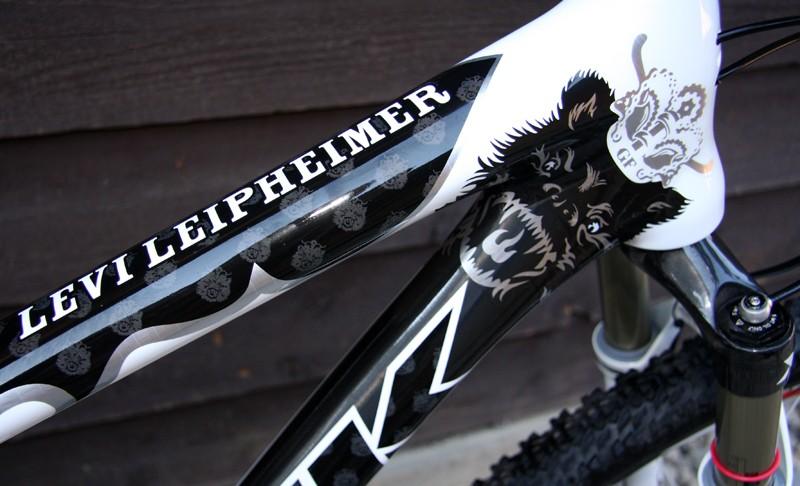 Levi's Bear Bike
