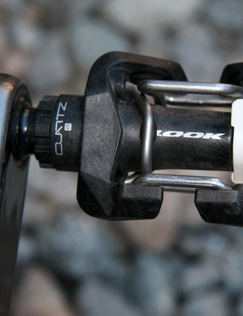 Look Quartz Carbon pedal