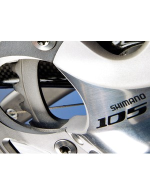 Shimano 105 2011 groupset