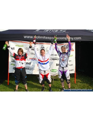 1 Katy Curd 2 Suzanne Lacey 3 Nichola Anderson