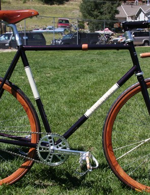 Salida, Colorado-based Victoria Cycles makes classic custom steel bikes
