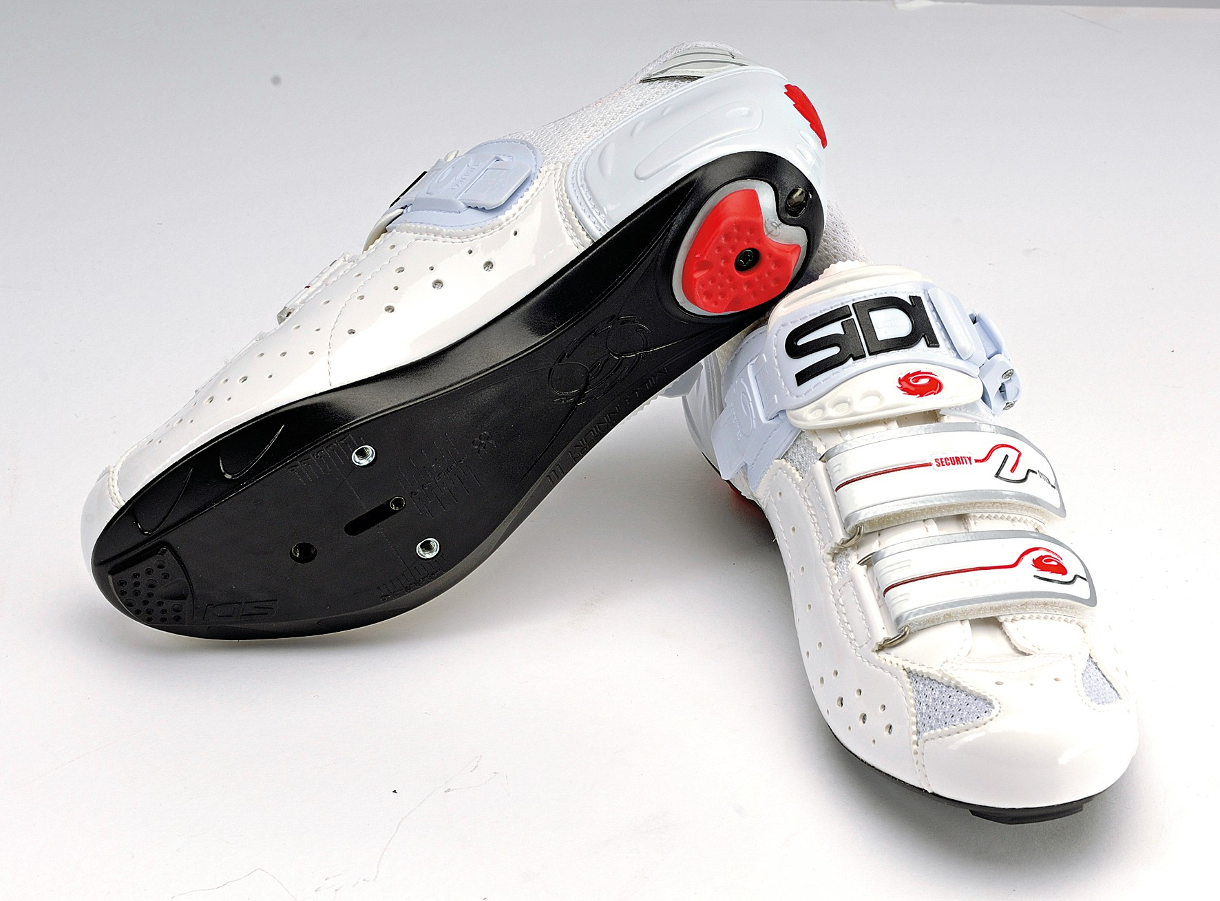 Sidi Genius 5 Pro Vernice Road shoes