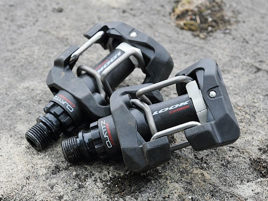 Look Quartz carbon pedals