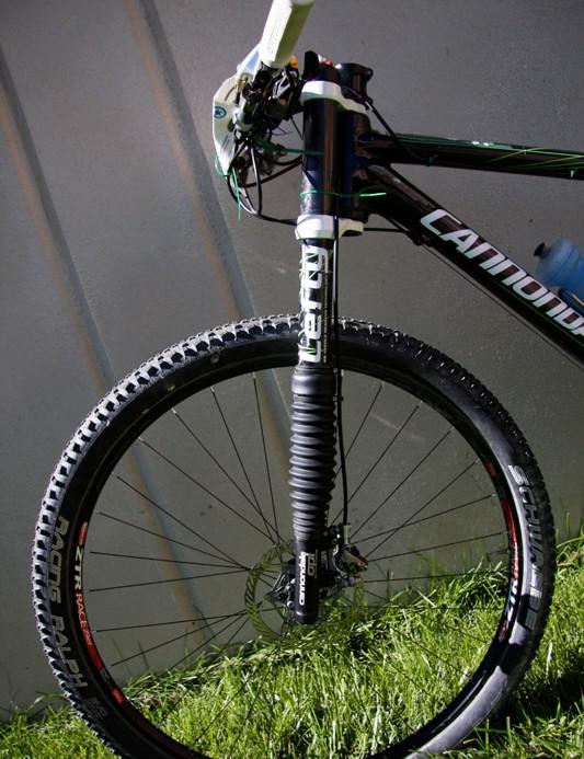 Lefty 29'er Carbon SL with 80mm travel