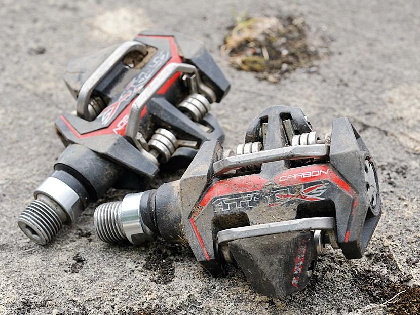 Time Carbon ATAC pedals