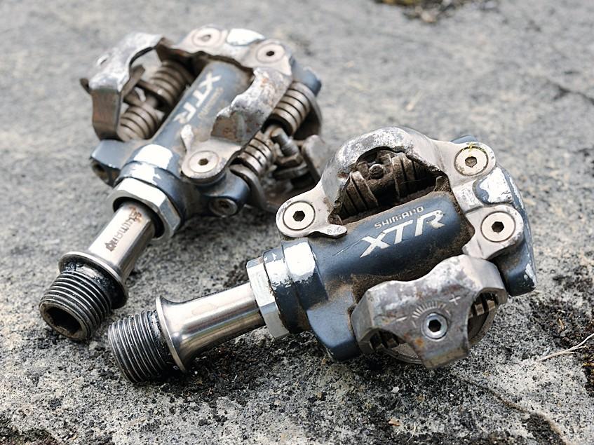 Shimano Deore XTR pedals