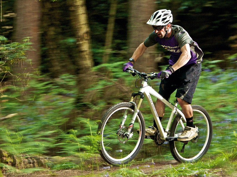 A fun, simple and dependable bike to hammer the trail centres on, or just your local trails