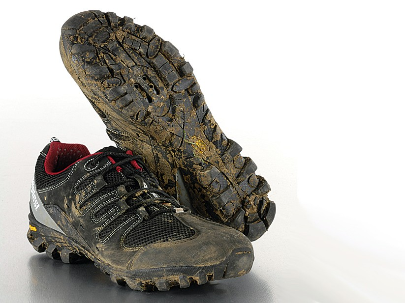Suplest Off-Road vibram shoes