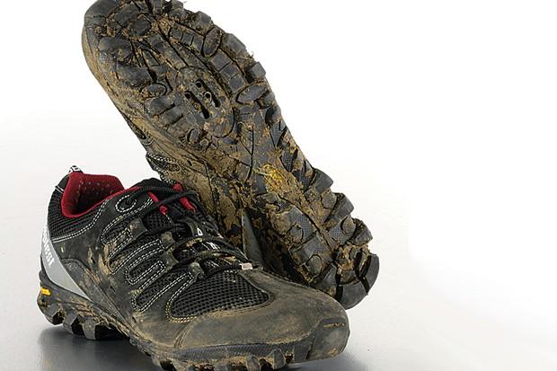 Suplest Off-Road vibram shoes