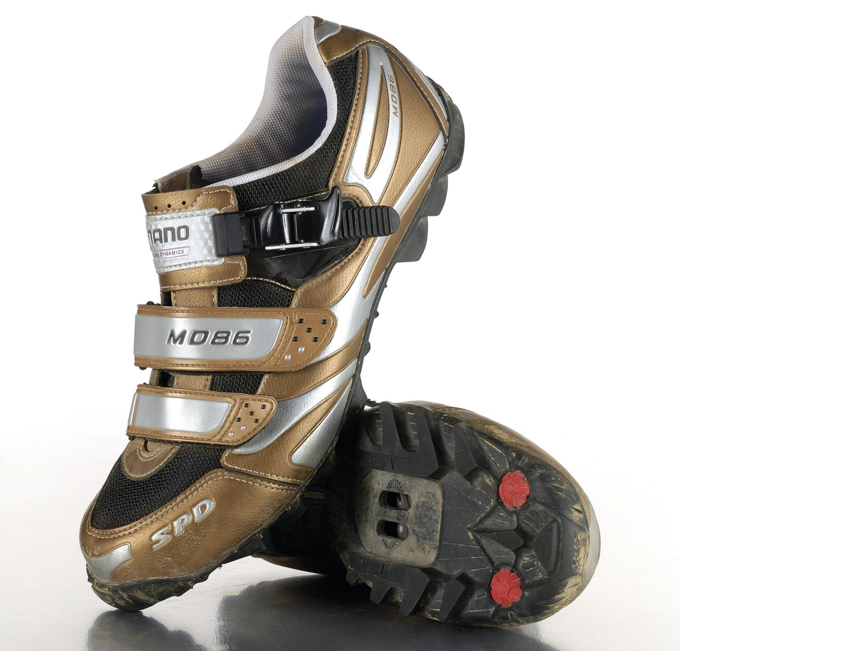 Shimano M086 shoes