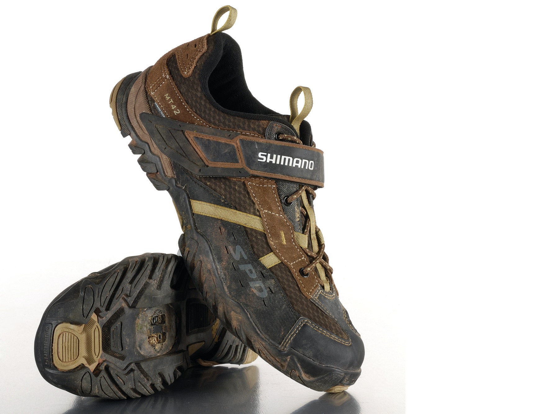 Shimano MT42 shoes