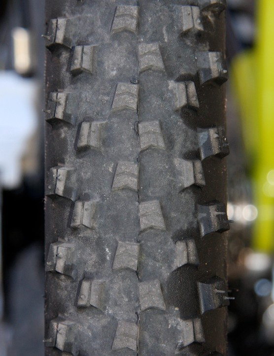 Continental's new X-King 2.2 ProTection