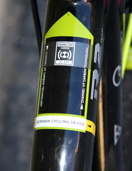 Indeed, this is a German Cycling Device