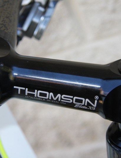 Thompson Elite X4 stem, 120mm