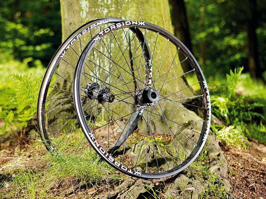 Kore Torsion wheelset