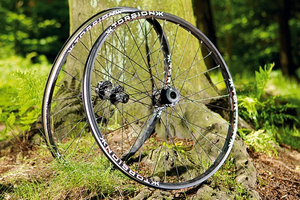 Kore Torsion wheelset