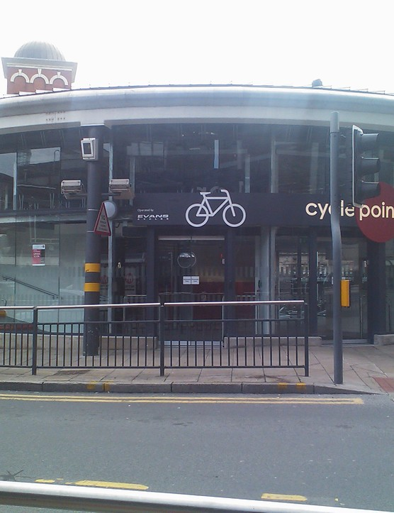 Leeds CyclePoint in the flesh