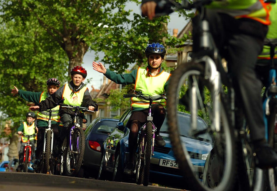 Children could be denied cycling proficiency training if Cycling England gets the chop.