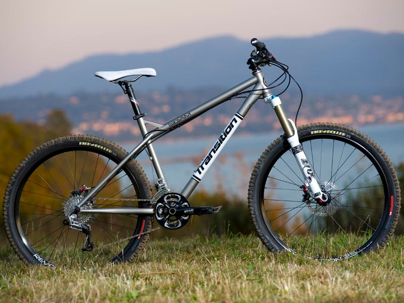 Transition TransAm hardtail frame