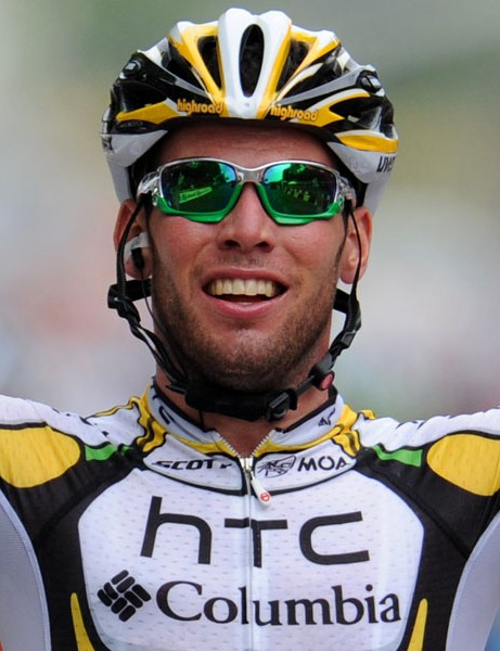 Mark Cavendish is one of the favourites for a British win at the world's