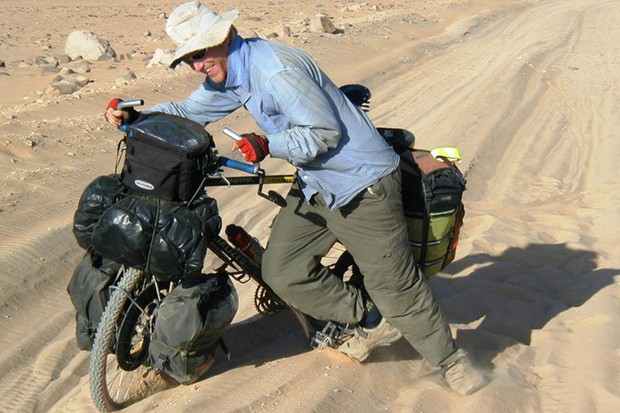 James Bowthorpe circumnavigated the globe in a record-breaking 176 days, tackling some extreme conditions